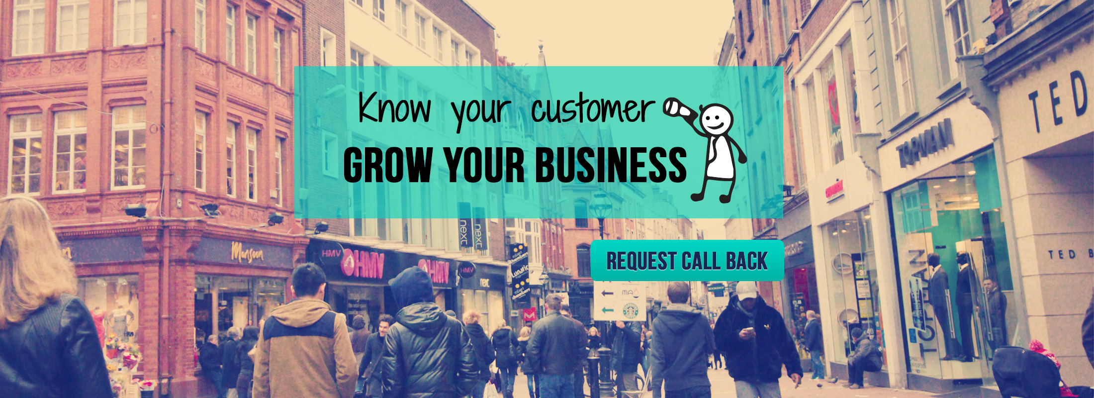 Know Your customer. Grow Your Business