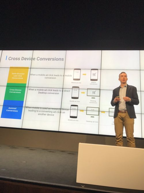 adwords cross device conversion