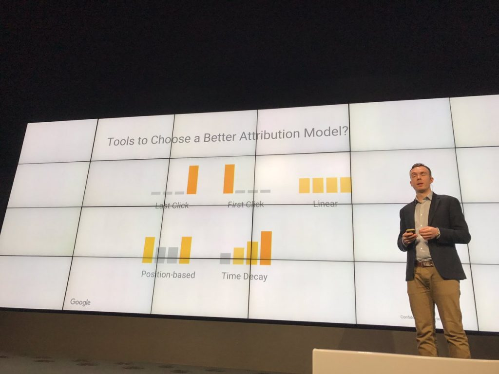 attribution models adwords